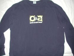 Opie and Anthony Classic More Gooder Radio XM Radio Shirt From 2005
