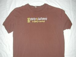 Opie and Anthony Classic The Virus Is Spreading 2006 XM Radio T-Shirt