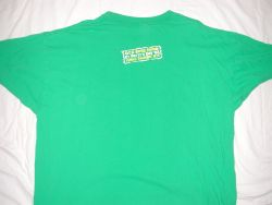 Opie and Anthony Classic 2006 St Patrick's Day RoadShow XM Radio TShirt