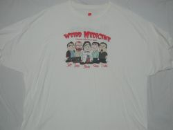 Opie and Anthony's and OpieRadio's Dr. Steve Weird Medicine T-Shirt