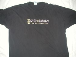 The original Opie and Anthony Spread The Virus XM Satellite Radio T-Shirt from 2005 for sale.